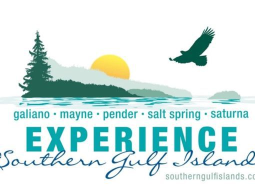Experience the Southern Gulf Islands – Logo motion graphic