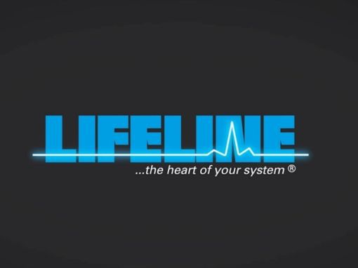 Lifeline Batteries – Logo Motion Graphic