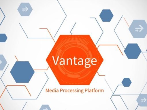 Telestream – Vantage – Motion Graphic